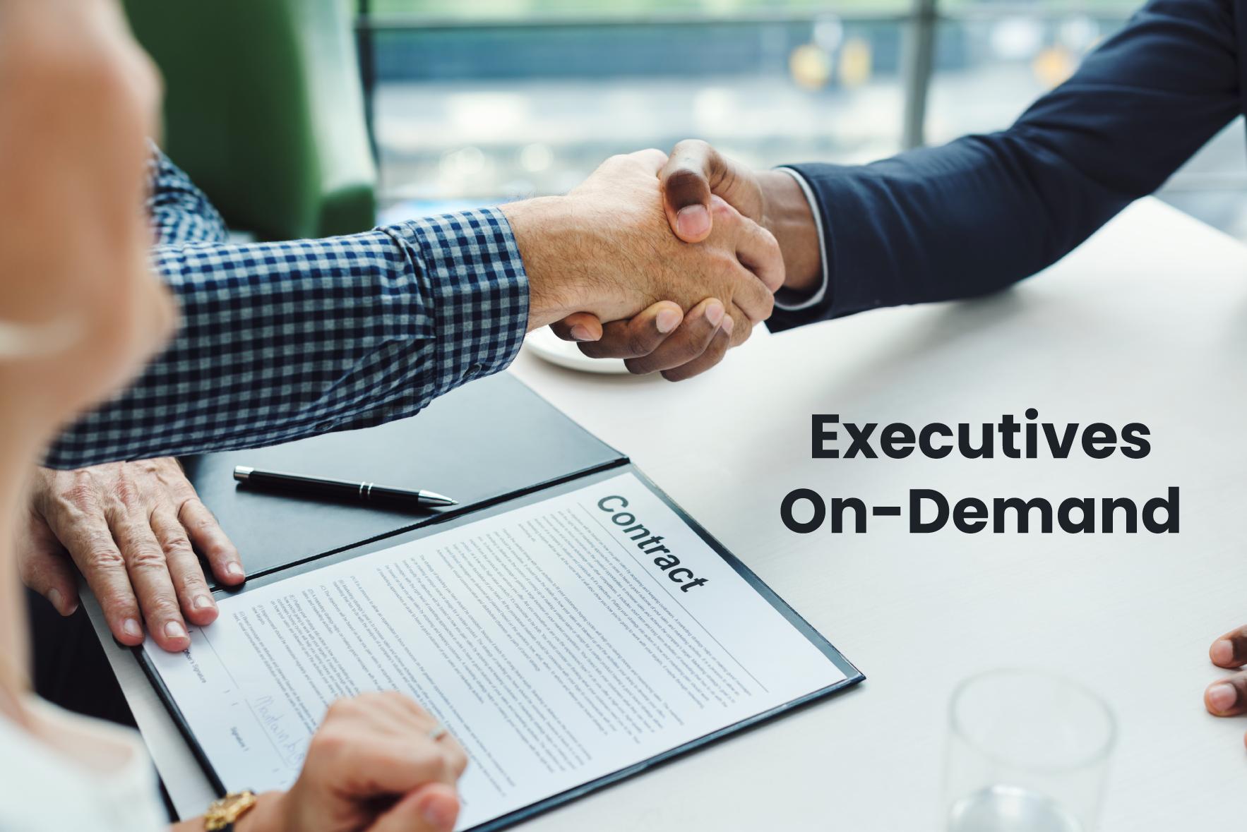 Executives On-Demand